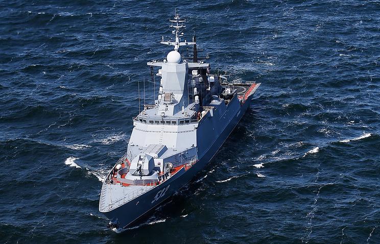 Корабли Балтфлота в далеком походе вышли вСредиземное море