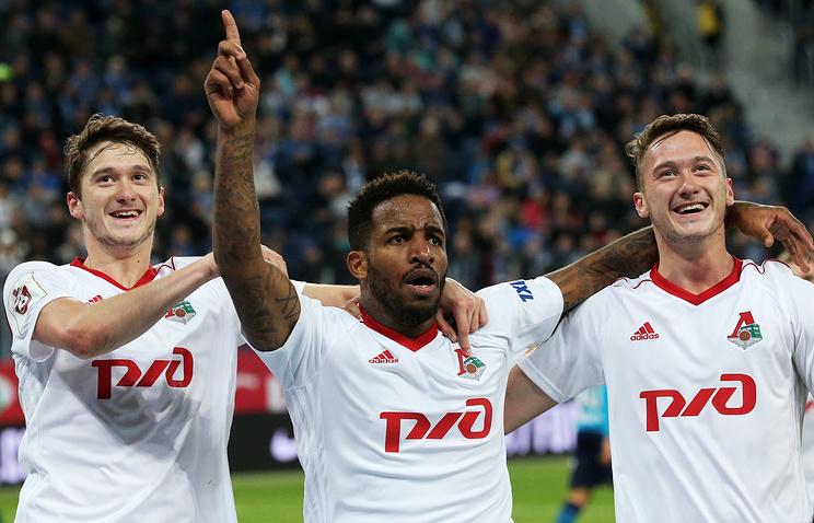 «Локомотив» разгромил «Зенит» вматче запервое место чемпионата Российской Федерации