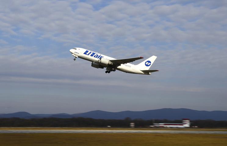 Utair обновила знак впервый раз за15 лет