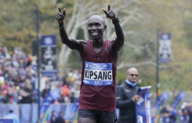 Кениец Камворор иамериканка Флэнаган стали победителями Нью-Йоркского марафона