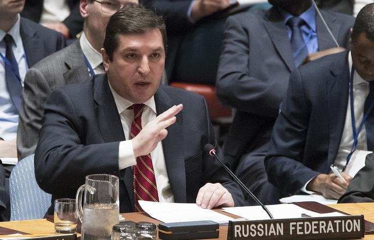 РФ раскритиковала доклад профессионалов ООН охиматаке вСирии