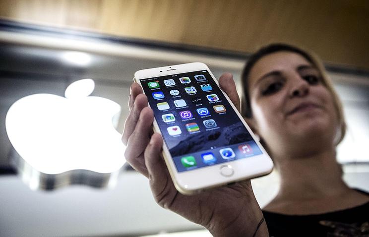 НаApple подали всуд занарушение патента