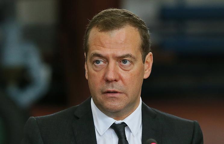 Медведев объявил  опревращении санкций винструмент конкурентной борьбы