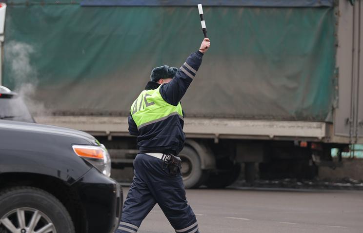 Шофёр иномарки вКузбассе сбил пенсионерку счетырьмя детьми