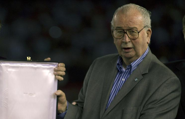 Прежнего вице-президента ФИФА подозревали вполучении взятки