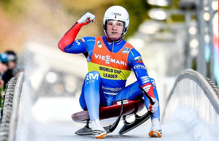 Семён Павличенко завоевал золото напервом этапе Кубка мира посанному спорту