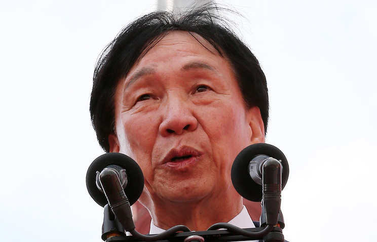 AIBA объявила одобровольном уходе Чинг-Куо Вуспоста президента организации