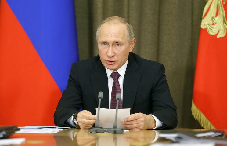 Путин объявил, что сирийские войска контролируют 98% страны
