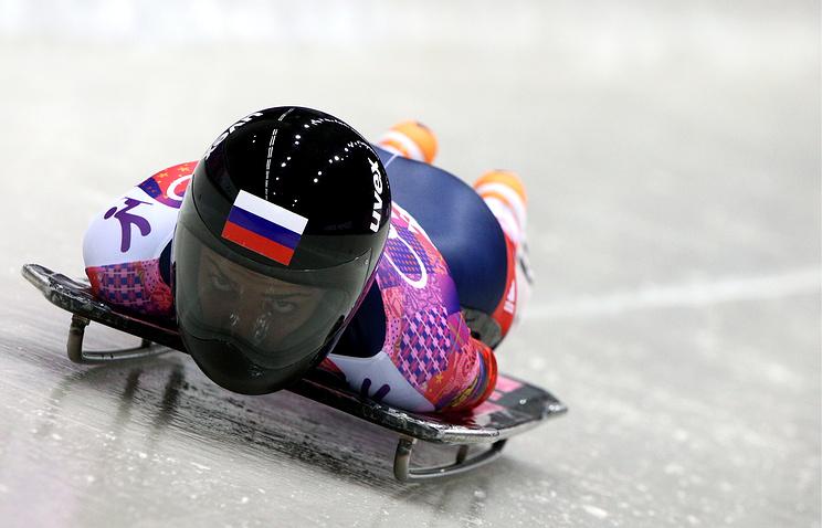 Красноярского скелетониста Александра Третьякова лишили Олимпийской медали идисквалифицировали навсегда