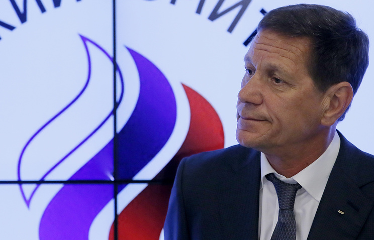 МОК сказал федерациям мотивировочную часть поспортсменам изРФ
