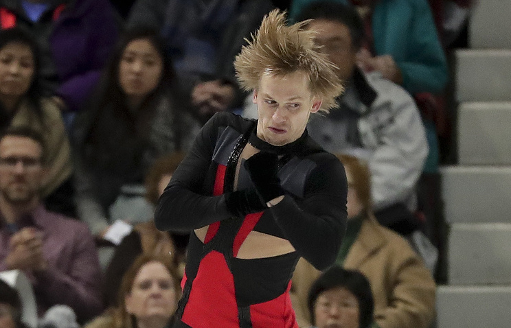 Максим Ковтун снялся с различной программы наSkate America из-за травмы