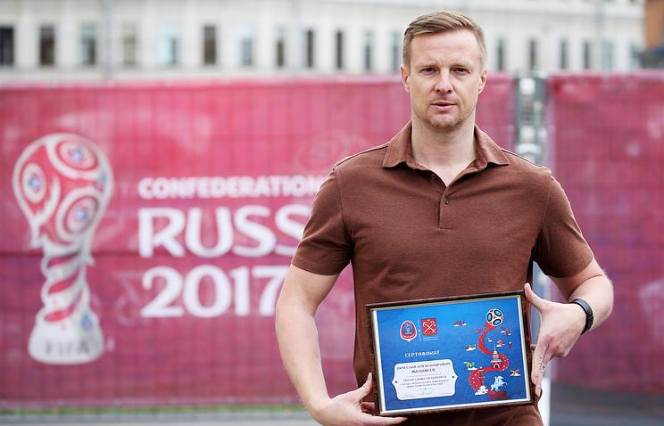 Вячеслав Малафеев назначен заместителем спортивного директораФК «Зенит»