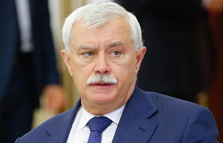 Председатель комитета построительству Петербурга уволился после неисполнения бюджета