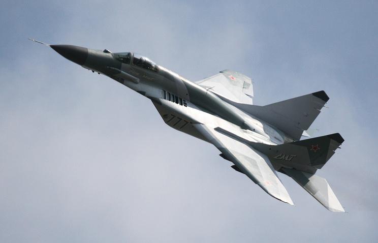 Многоцелевой истребитель МиГ-29СМТ