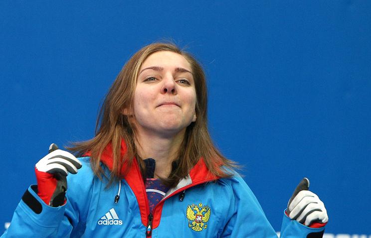 Никитина стала 3-й наэтапе Кубка мира поскелетону вГермании