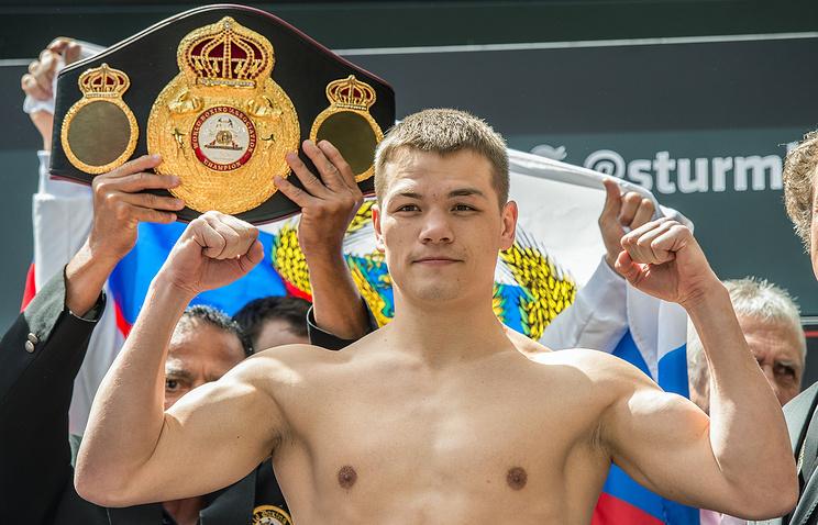 Уроженец Братска Федор Чудинов вновь стал чемпионом мира побоксу