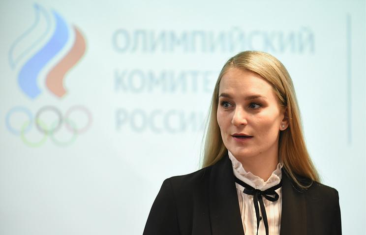 «Большинство русских спортсменов хотят участвовать вИграх-2018»— Софья Великая