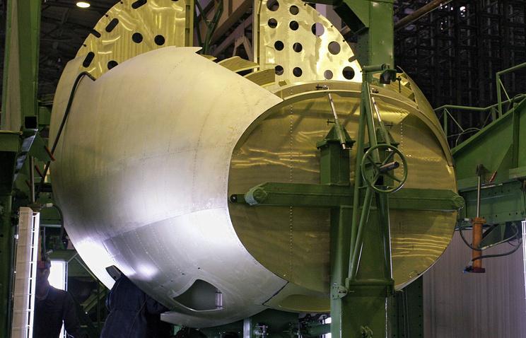 Новосибирский авиазавод увеличит производство деталей для самолетов МС-21