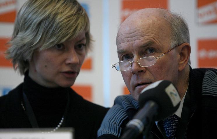 Международный союз биатлонистов ограничил вправах Союз биатлонистов РФ