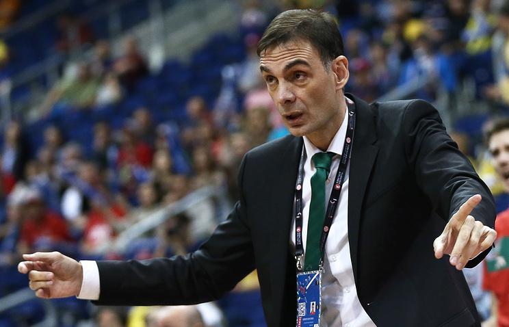 Барцокас: игра взащите баскетболистов «Химок» вызывает большую обеспокоенность