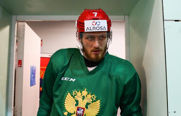 Кошечкин будет защищать ворота сборной РФ вматче сканадцами