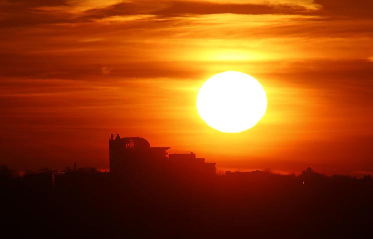 Солнечная активность достигла минимума всвоем 11-летнем цикле раньше доэтого обычного