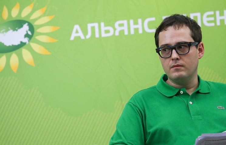 Партия «Альянс Зеленых» вступает впредвыборную схватку