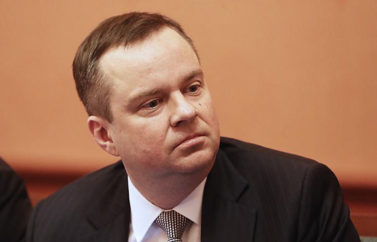 Заместитель министра финансов РФ Алексей Моисеев