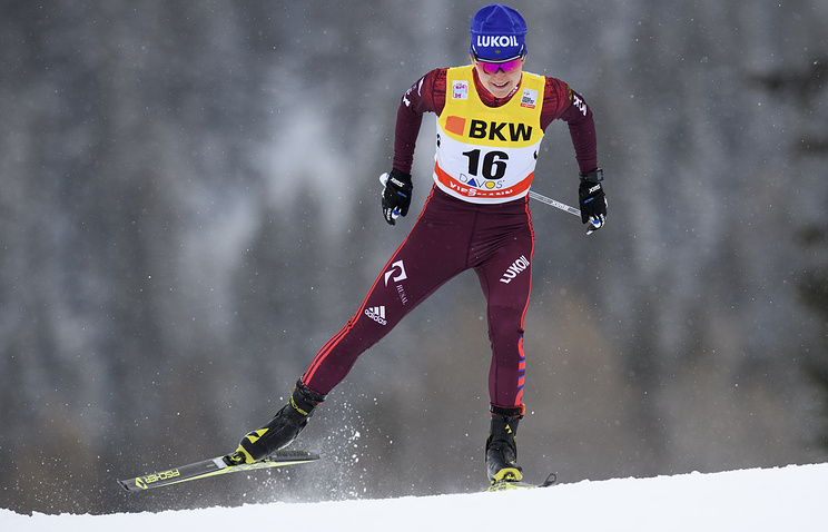 Лыжница Белорукова невыступит на«Тур деСки»