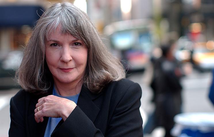 Писательница Сью Графтон