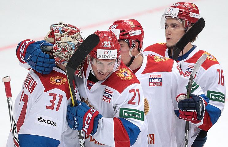 Стал известен план подготовки сборной Российской Федерации похоккею кОлимпиаде