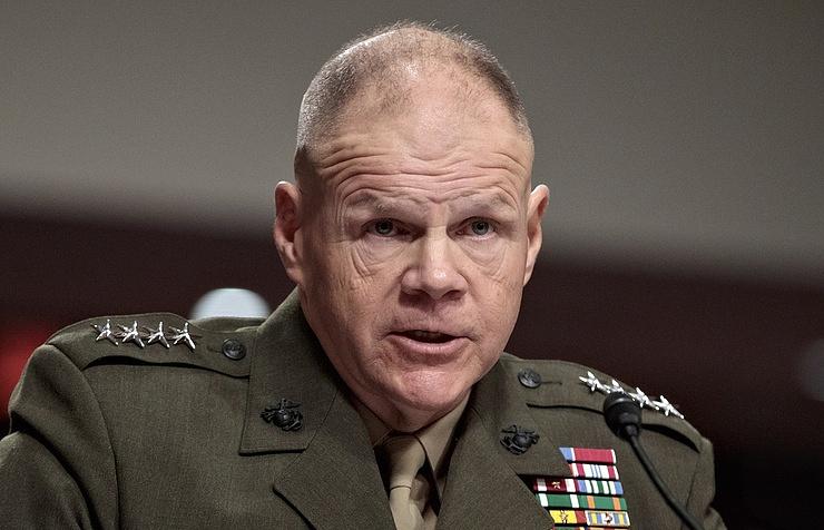 Американский генерал сравнил возможный конфликт сКНДР с«Игрой престолов»