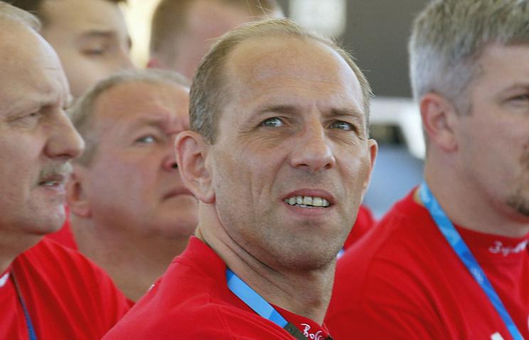 Бывший вице-президент Федерации гандбола России Андрей Лавров