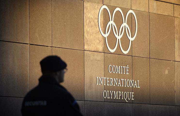 МОК сократил пул русских спортсменов, которые могут быть допущены доОлимпиады