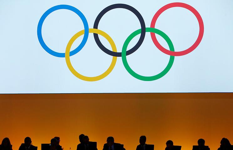 МОК прокомментировал невключение русских атлетов всписок участниковОИ