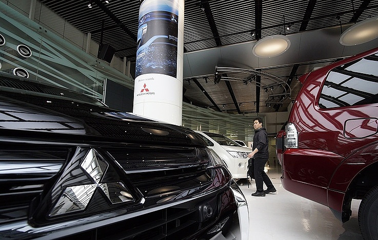 Митцубиши отзывает более 50-ти тыс. авто на рынке Китая