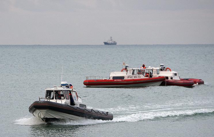 Проходящие суда закончили поиск пропавшего вЯпонском море «Востока»