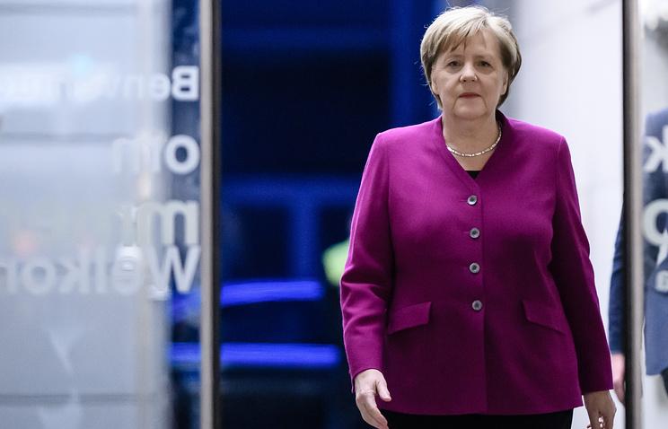 Меркель заявила о готовности полностью отработать четвертый срок в должности канцлера