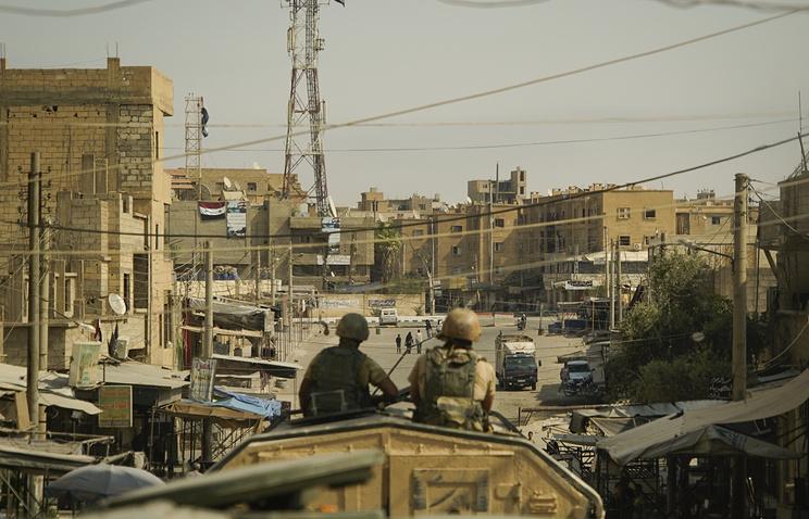 Житель Калининградской области погиб в Сирии в районе Дейр-эз-Зора
