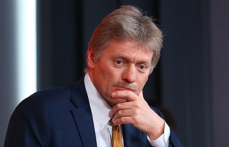 Песков: Путин не принимал решения о засекречивании информации о погибших в Сирии