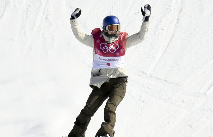 Австрийская сноубордистка Анна Гассер завоевала золото Олимпиады вбиг-эйре