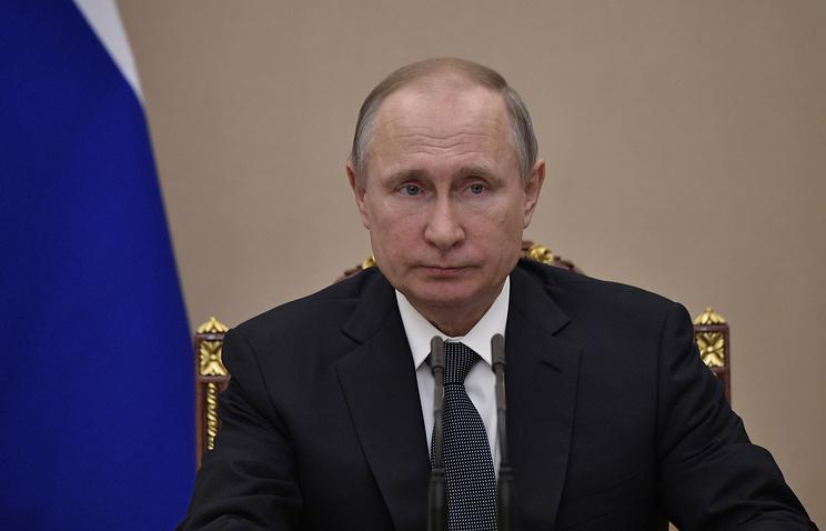 Путин выразил сожаления всвязи со гибелью Валентина Фалина