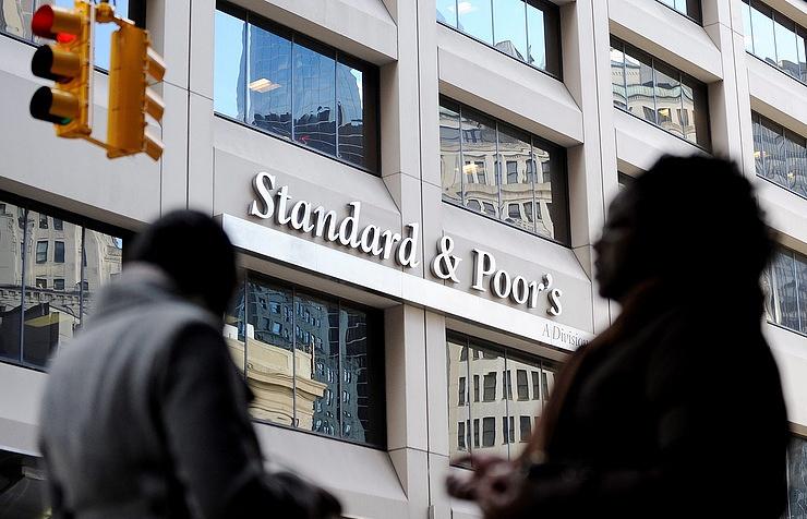 S&P заявило оросте рейтинга русских компаний