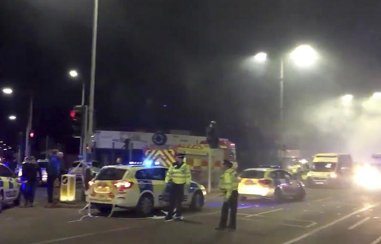 Свидетели сказали омощном взрыве ванглийском Лестере