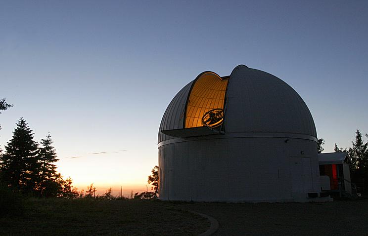 Небольшой астероид пролетит нарасстоянии в113 тыс.  километров отЗемли