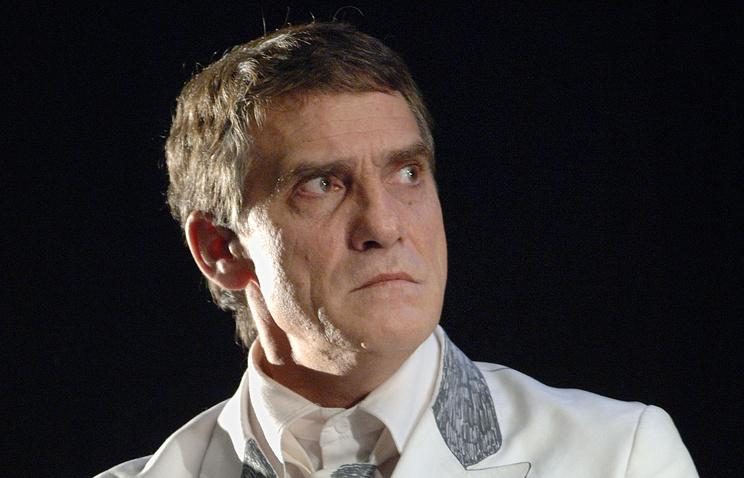 В РФ народный артист вочень тяжелом состоянии доставлен в поликлинику