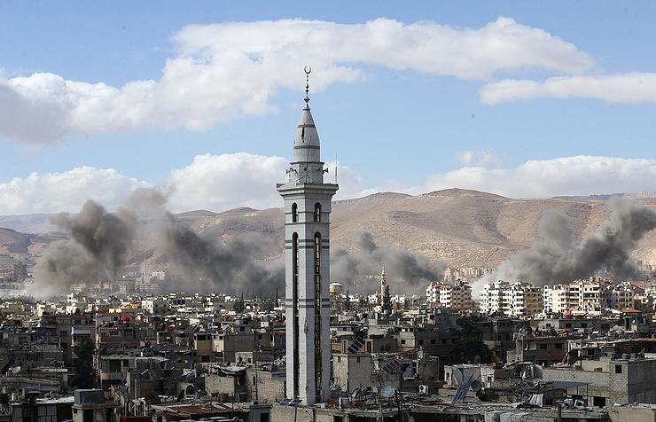 ВСирии за2 недели погибли 600 человек,— ООН