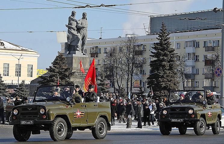 Памятник воинам УДТК