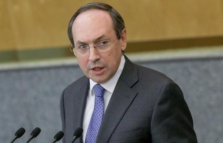 Председатель комитета Госдумы по образованию и науке Вячеслав Никонов