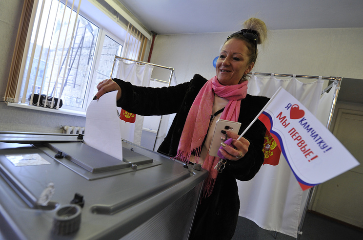 «На твердую пятерку»: эксперт прокомментировал прошедшие выборы президента РФ